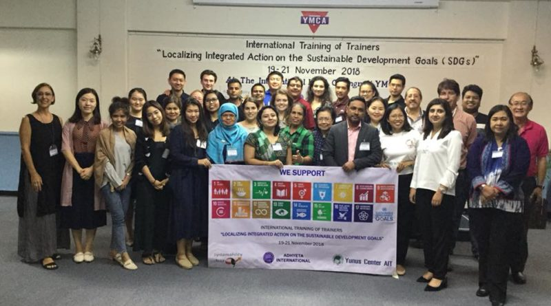 "3-Day International Training of Trainers ""Localizing Integrated Action on the Sustainable Development Goals"" Concludes"